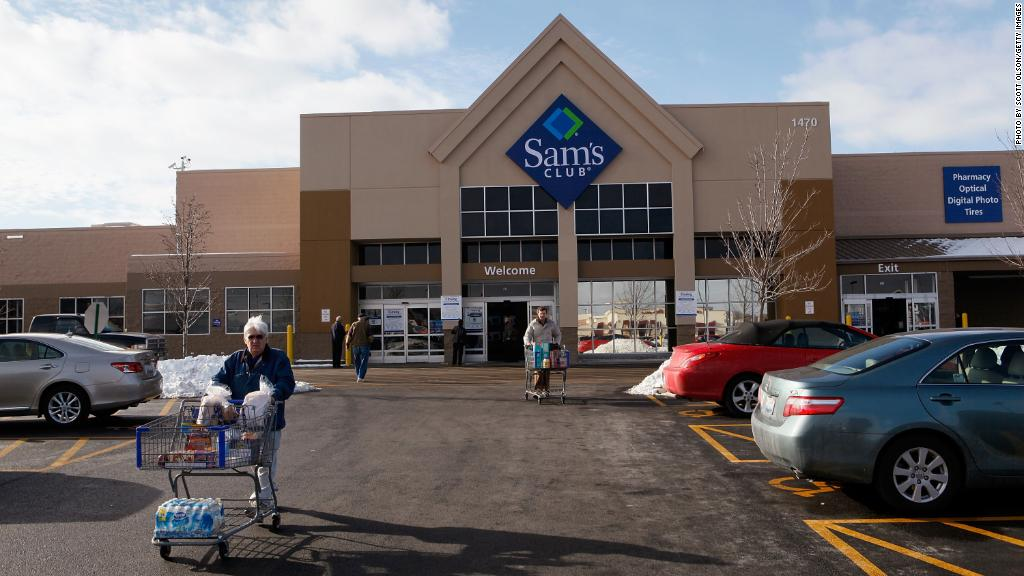 Image result for Sam's Club store closings are a PR mess on Walmart's big day