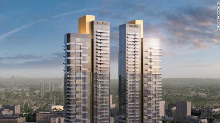 trump towers gurgaon