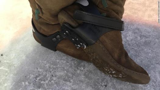 davos shoe grips