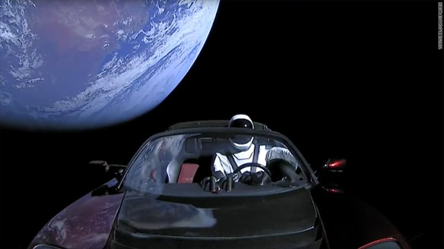 Image result for SpaceX Just Launched Its Falcon Heavy Rocket For The First Time Ever