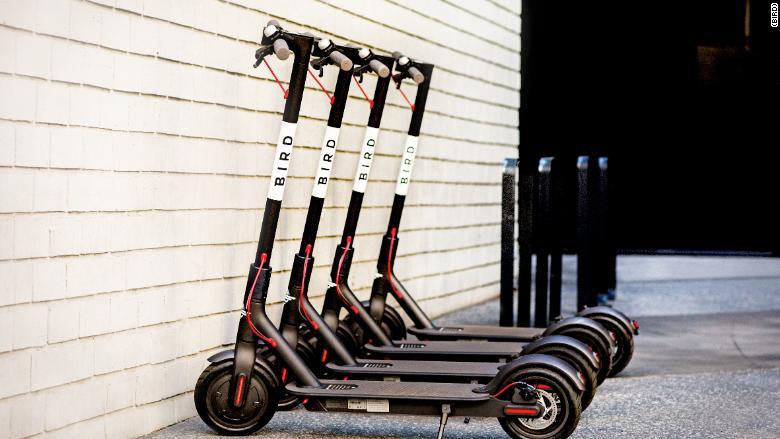 bird scooter 1