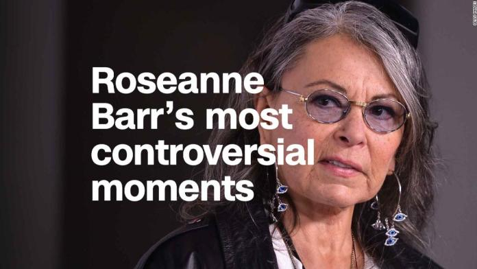 Roseanne Barr's most controversial moments