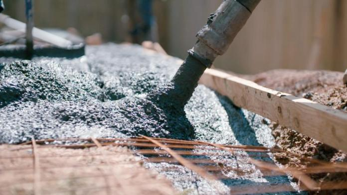 This concrete traps CO2 emissions forever