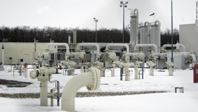 baumgarten austria natural gas