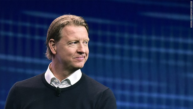 hans vestberg verizon ceo