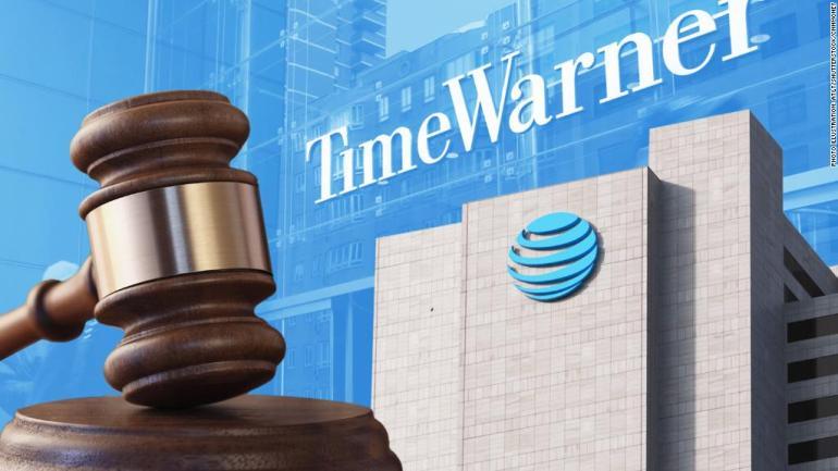 Justizministerium appelliert Genehmigung von AT & T-Time Warner-Deal