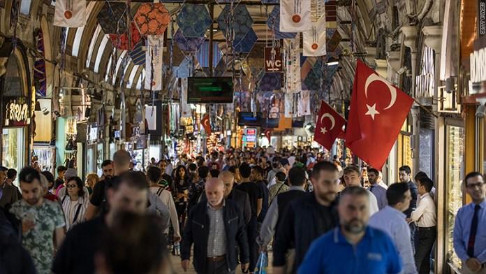 turkey economy grand bazaar istanbul