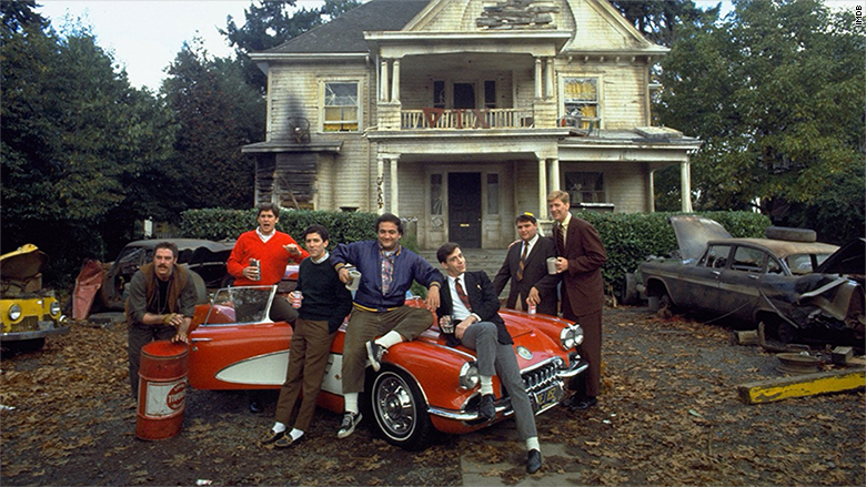 Animal House  40th anniversary  What happened to raunchy comedies  animal house