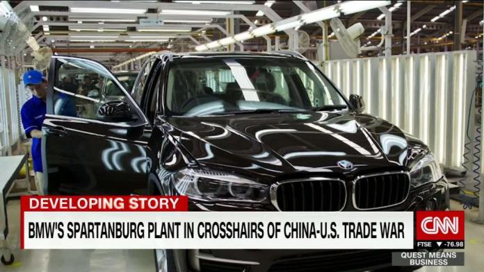 Meet America's biggest auto exporter: BMW