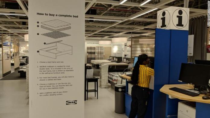 ikea india employee setup