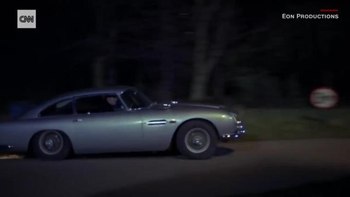 You could own James Bond's car