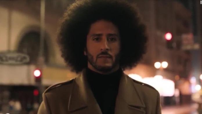Watch Colin Kaepernick in Nike's 'Just Do It' ad
