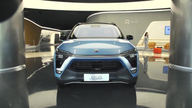China's Nio takes on Tesla