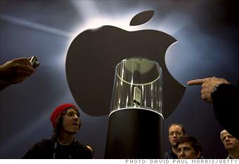 On the birth of the iPhone