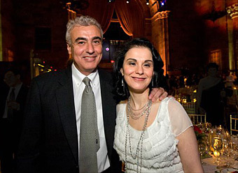 Marc Lasry and Sonia Gardner