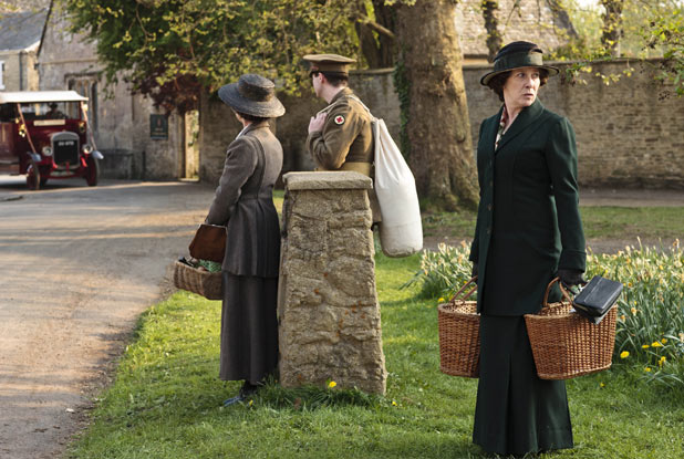 Downton Abbey S02E05