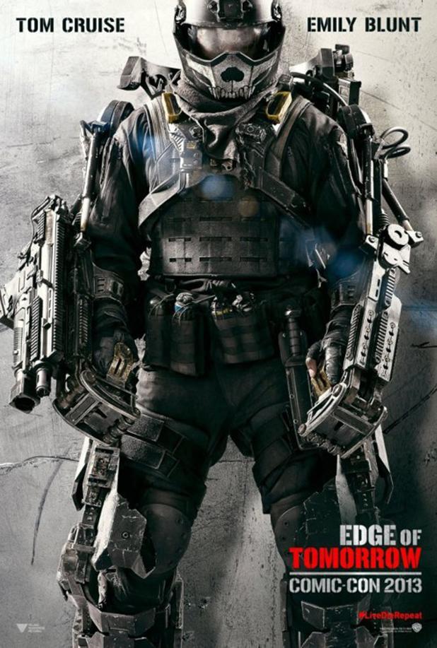 Edge of Tomorrow - Comic-Con 2013