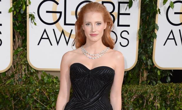 71st annual Golden Globe Awards: Jessica Chastain