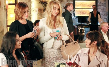 Pretty Little Liars - Game Over, Charles