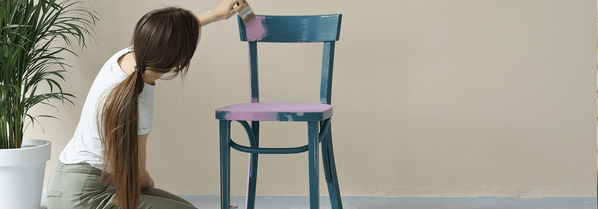comment repeindre un meuble verni