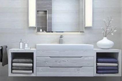 quels meubles choisir pour une petite salle de bain