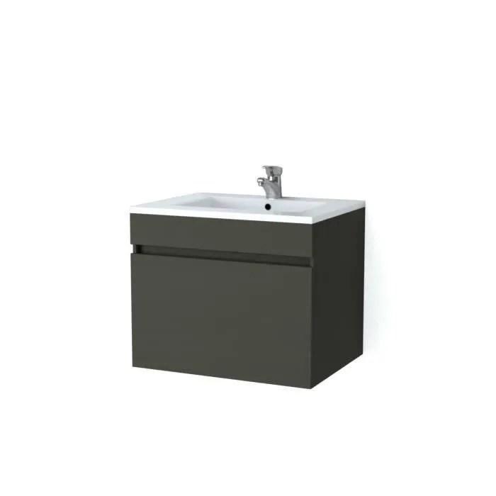 meuble lavabo avec vasque