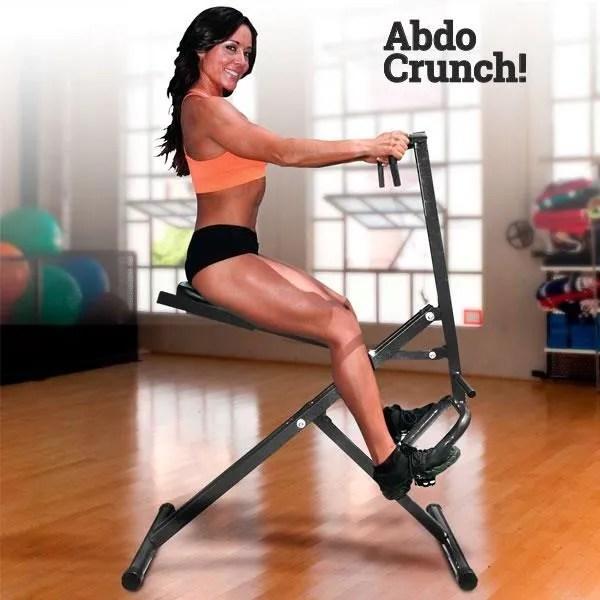Appareil Musculation Multifonction Vlo Rameur Pliable