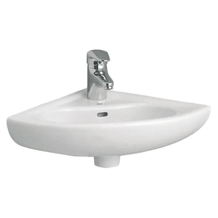 Lave Mains Dangle Blanc Cramique Achat Vente Lave
