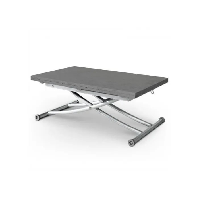 table relevable beton