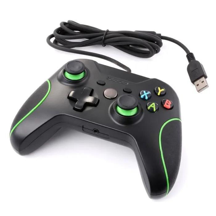 Manette Xbox One Filaire Prix Pas Cher Les Soldes Sur