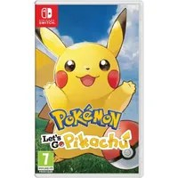 pokemon let s go pikachu jeu switch pokemon go