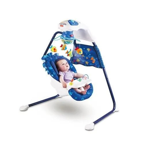 Fisher Price Starlight Papasan Swing Parts