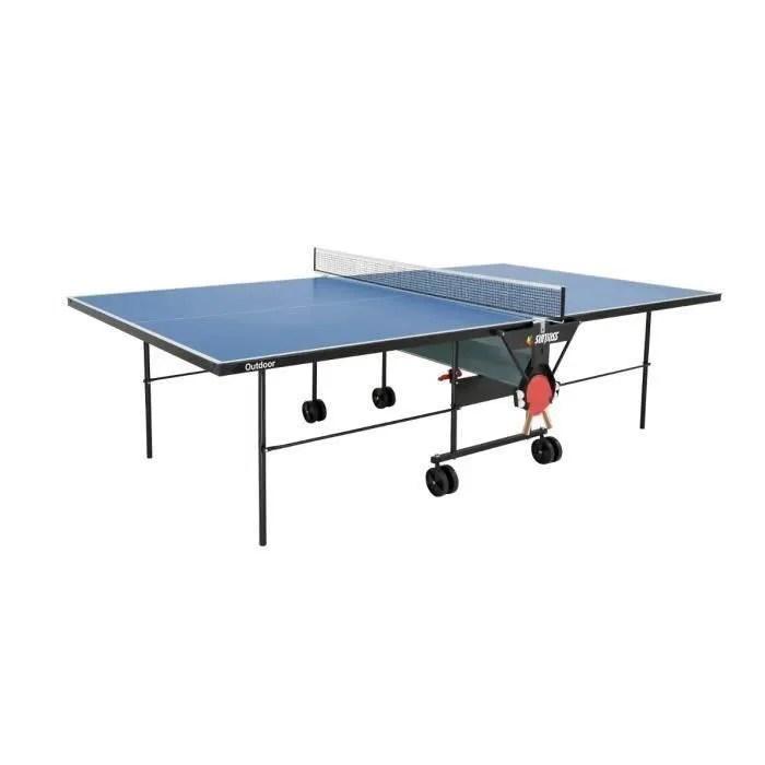 Table De Ping Pong Sven Notice De Montage