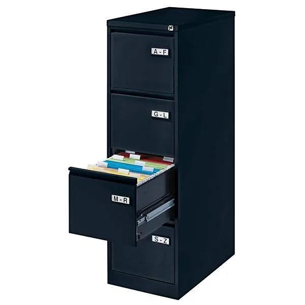 armoire de bureau bisley classeur pour dossiers suspendus 1 rangee