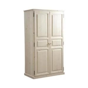 armoire de chambre armoire en epicea meuble massif livre monte
