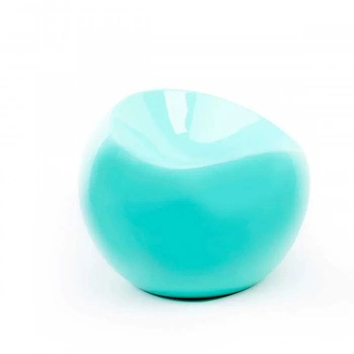 Fauteuil Ball Chair XL BOOM Couleur Bleu Clair Achat