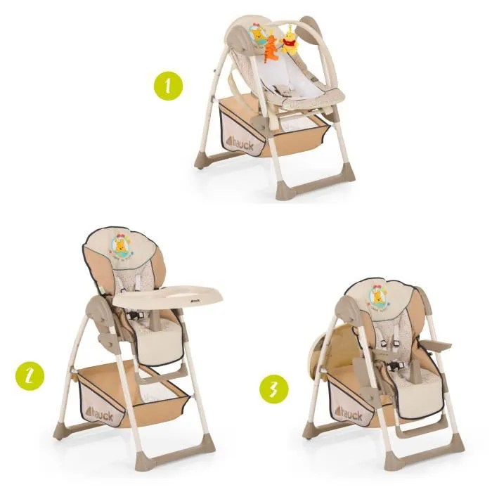 chaise haute winnie l ourson chaise haute evolutive 2