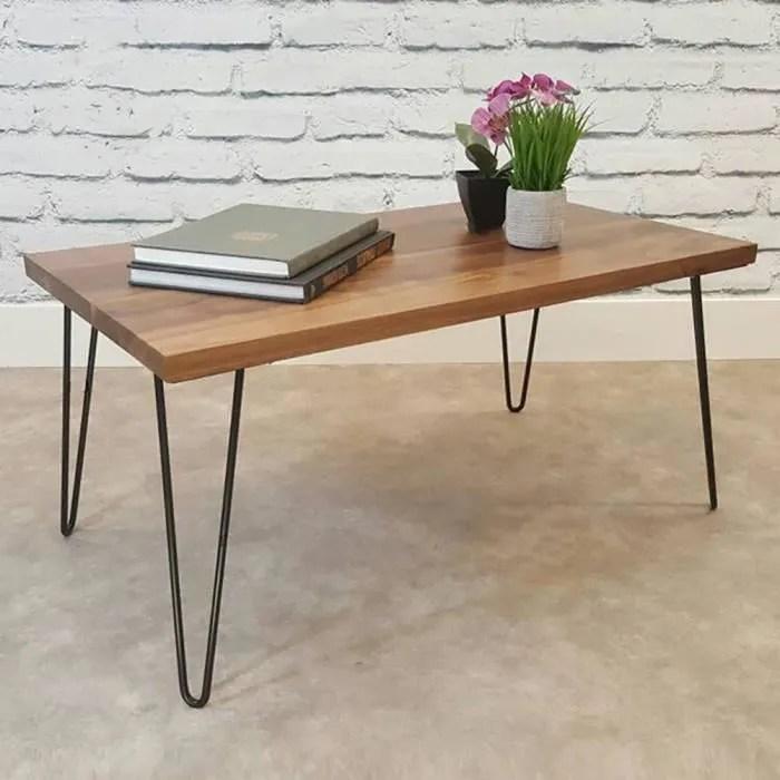 4 pcs pied de table jambe de table pieds de bureau accessoires pour meubles 28 pouces