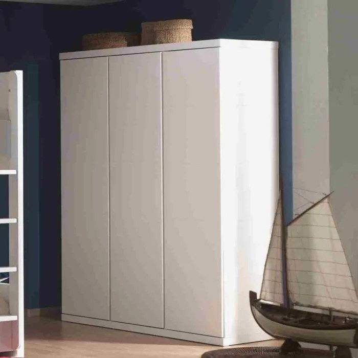 Armoire Laquee Blanc Chambre