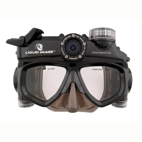 Liquid Image Masque de plongée photo et vidéo 318 - Achat ...