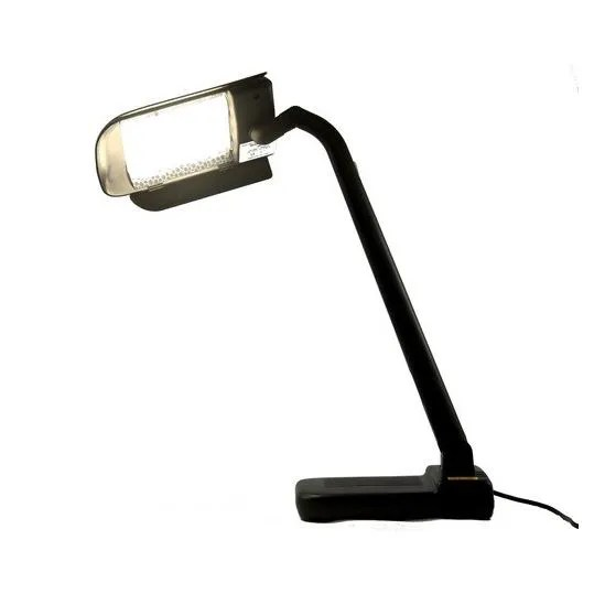 lampe luminotherapie de bureau medilight noire