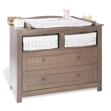 great table langer commode langer tiroirs collection nina taupe with table a langer tiroir