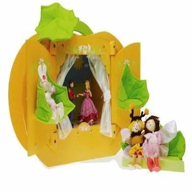 Mon Petit Thtre Le Toy Van 3ans Et Achat Vente