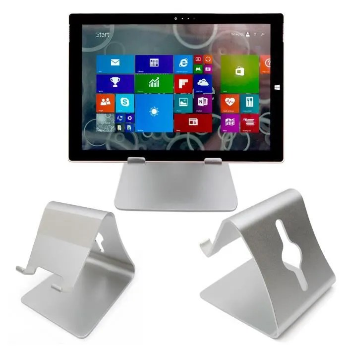 Support De Bureau Salon Pour Tablettes Microsoft Surface