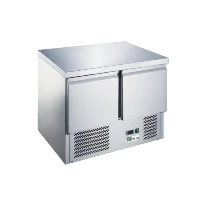 Table Refrigeree 2 Portes Achat Vente Pas Cher