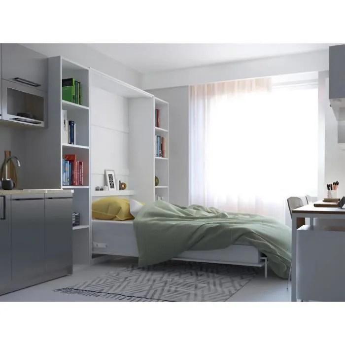 lit escamotable 2 personnes