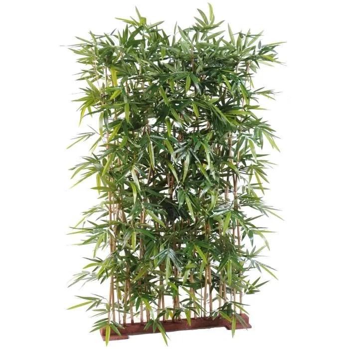 Bambou Artificiel New Haie 150cm Socle 75 Achat Vente