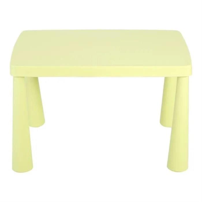 table et chaise table chaise enfant bureau pour tout petits tabl