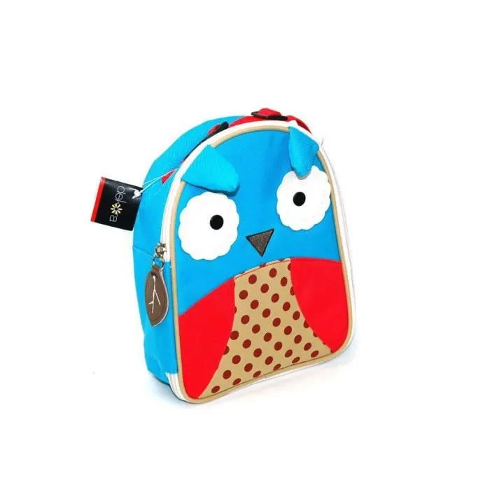 Sac A Gouter Isotherme Enfant Hibou Lunch Box Achat