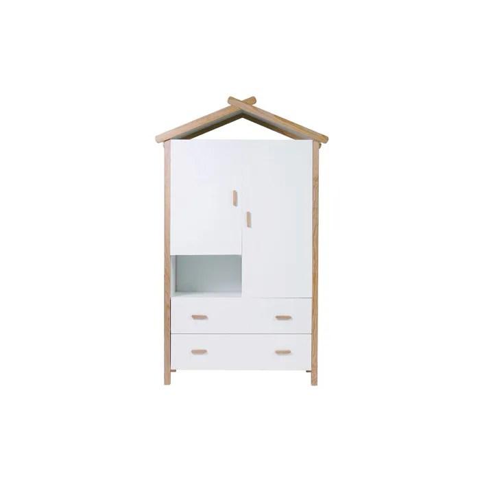 miliboo armoire enfant design birdy